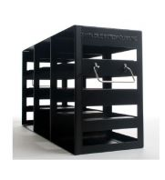 UltraCruz Cold-rolled Powder Coated Storage Rack 3x4 array: sc-360992...